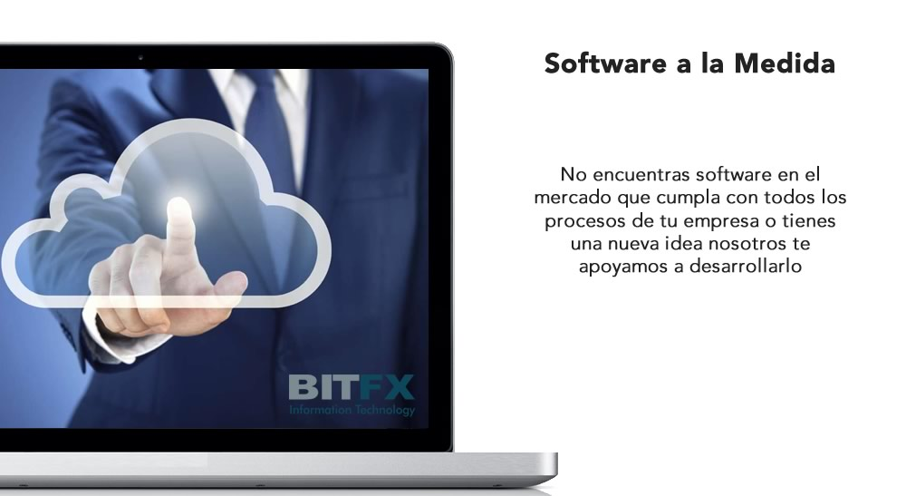 software a la medida